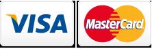 Возможна оплата кредитными и банковскими картами (+3% к стоимости)